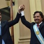 Sáenz asumió como Gobernador de Salta