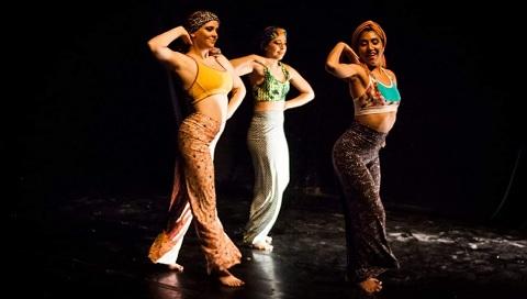 """Con una cafayateña en su elenco presentan la obra de danza contemporánea """"Inquebrantables"""""""