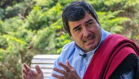 El ministro de Producción se reunió con vecinos por el desborde del Río Chuscha