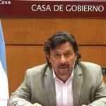 Sáenz anunció el uso obligatorio del barbijo en toda la provincia