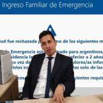 La justicia federal ya investiga al director del ANSeS Salta por solicitar el IFE
