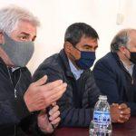 Funcionarios provinciales firmaron en Cafayate múltiples convenios con intendentes de los Valles Calchaquíes