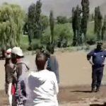Integrantes de una denominada comunidad Diaguita atacaron a periodistas en Cachi: «la policía de Salta nos salvó»