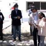 Sáenz entregó 28 viviendas en Cafayate