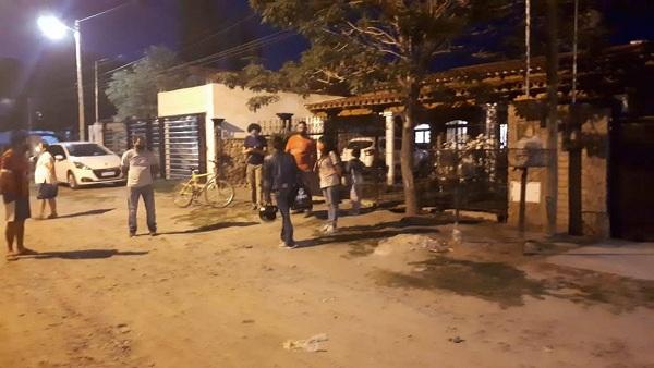 En Cafayate, vecinos de la Banda de Arriba reclaman por agua