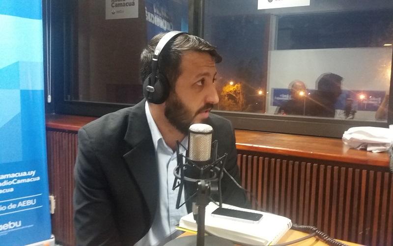 Repercusiones de la AND y entrevista con Roberto Umpiérrez en Camacuá y Reconquista
