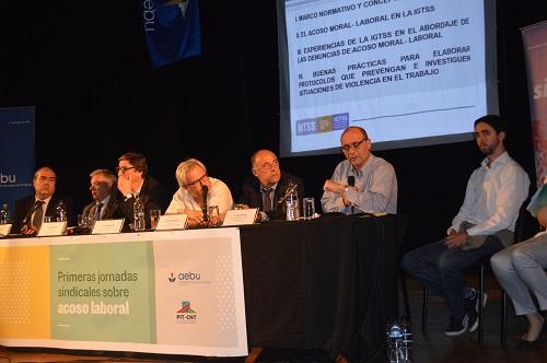 Resumen de la Jornada Sindical sobre Acoso Laboral, noticias y deportes en Camacuá y Reconquista