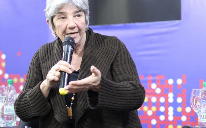 """""""Pedagogía de la crueldad"""": hablamos de violencia de género y otros temas con Lilián Celiberti de Cotidiano Mujer"""
