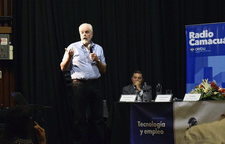 """Fernando Brum: """"La tecnología provoca la tensión entre lo local y lo global"""""""