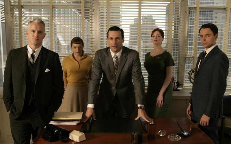 Hablando en serie: Mad Men