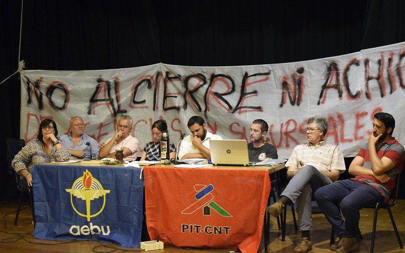 Junta de Delegados marca postura sobre conflicto con el BROU