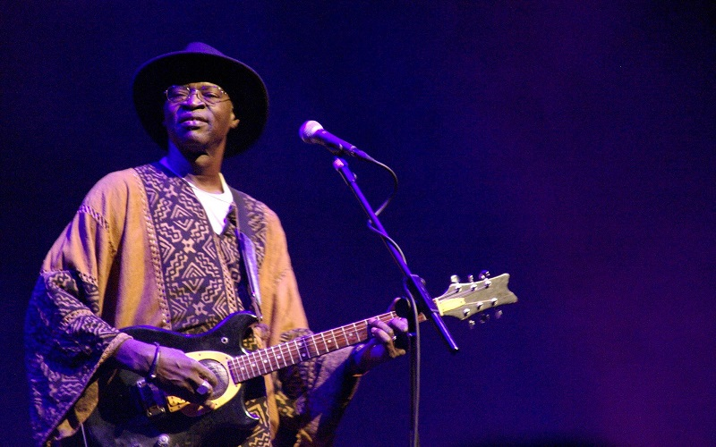 Musical Mente: Blues africano