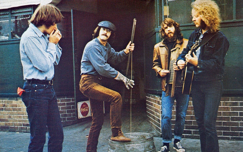 Musical Mente: Creedence Clearwater Revival