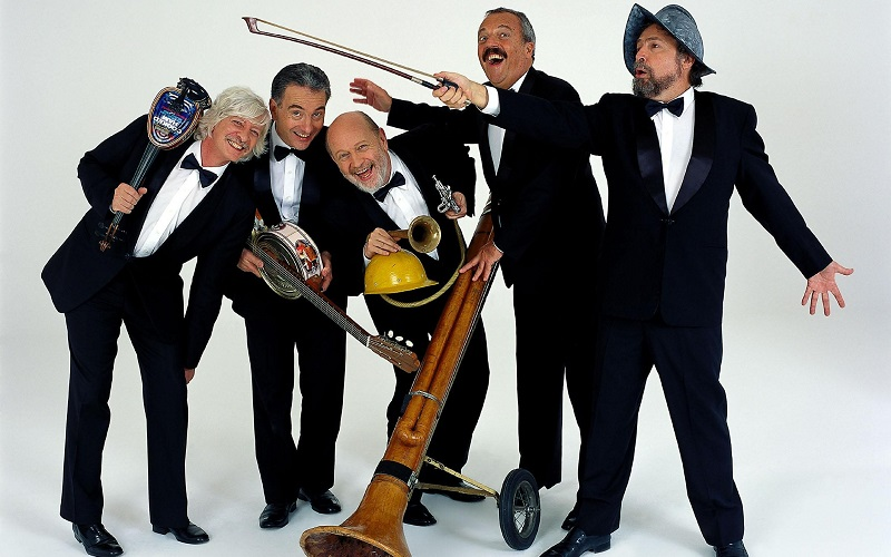 Musical Mente: Les Luthiers