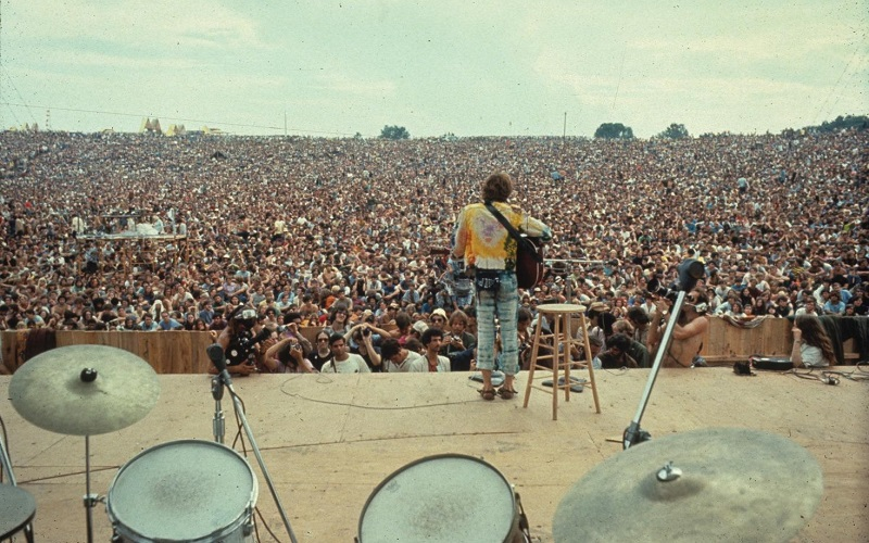 Musical Mente: Woodstock