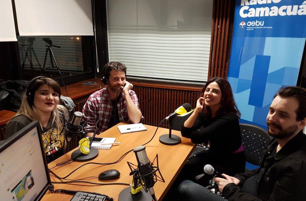 Entrevista a Las Cobras en El Triángulo Obtuso