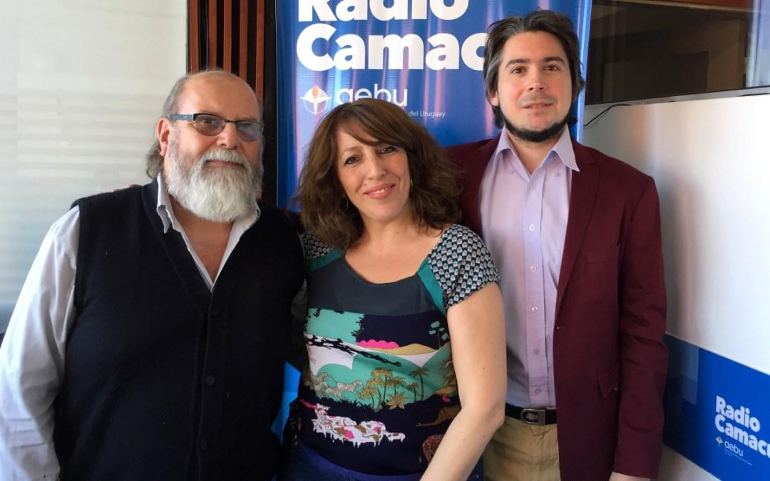 Del teatro a la radio: entrevista a Susana Maisonnave