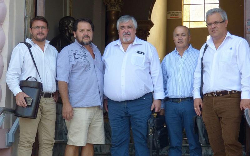 Consejo del Sector Privado se reunió con intendente de Paysandú