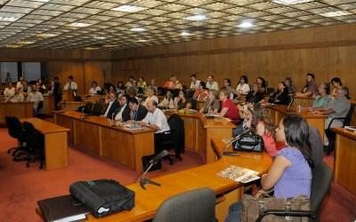 Promueven regular el uso de salas del Parlamento