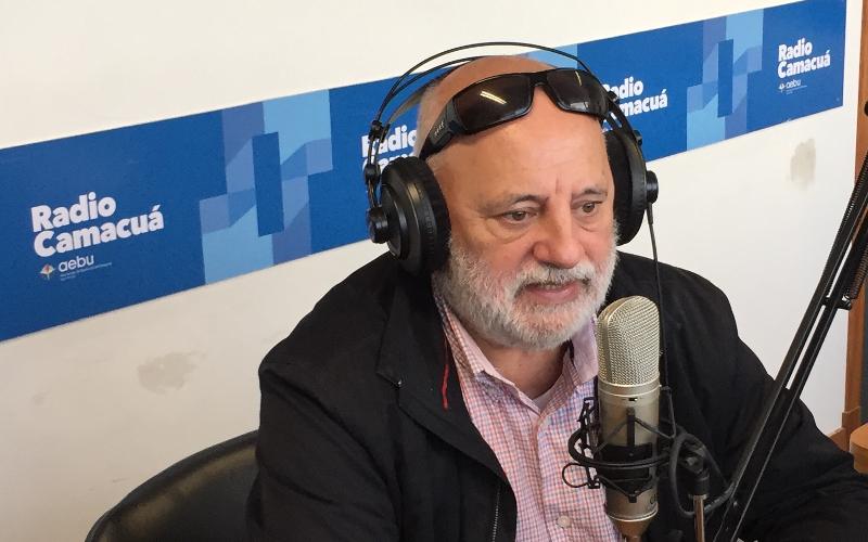 Alteradísimos: Entrevista a César Díaz