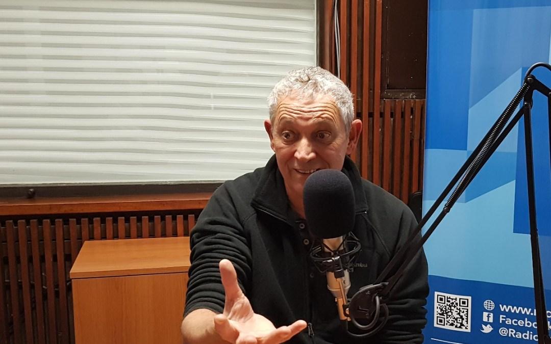 El baúl de cuentos: entrevista a Jacques Delabre