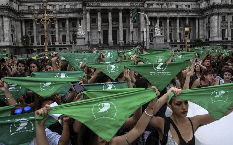 Le llega la hora a Argentina: «El aborto tiene que ser ley»