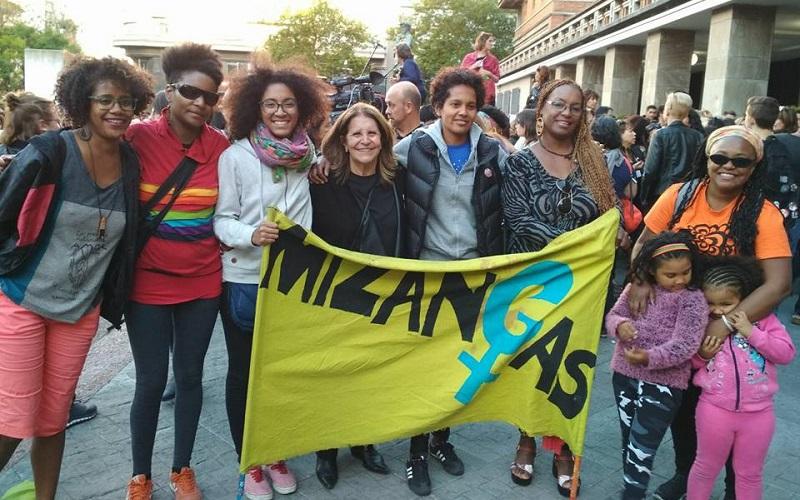 """""""Reivindicamos y exigimos justicia racial"""""""