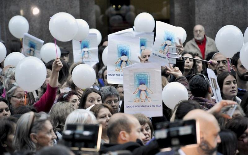 El «caso María» visto desde Uruguay