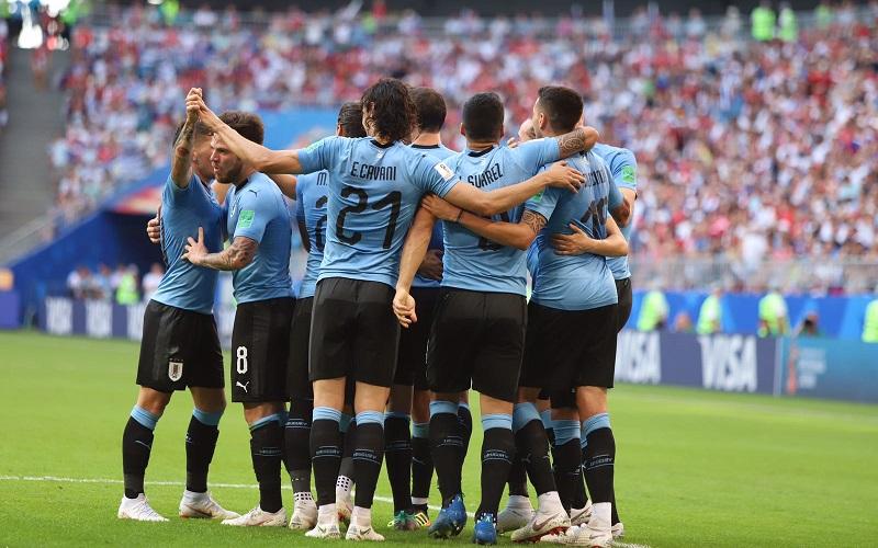 La palabra de Suárez, Coates y Urrutia tras golear a Rusia