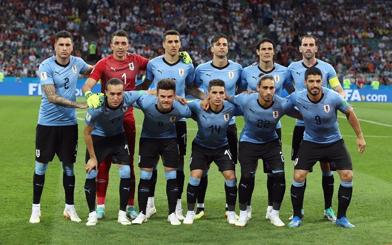 Las voces del Uruguay cuartofinalista en Rusia