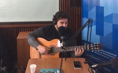 Fernando Cortizo presenta Respira, su segundo disco