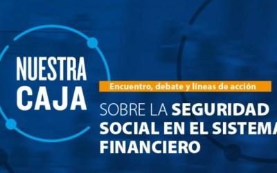 """Caja Bancaria: contacto desde el encuentro """"Nuestra Caja"""" en Piriápolis"""