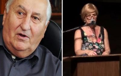 Luis Lazo y Ana María Tellechea distinguidos por Crysol