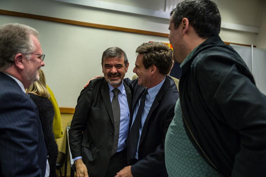 Conocemos la historia de Jorge Xavier, nuevo decano de la Facultad de Ciencias Económicas
