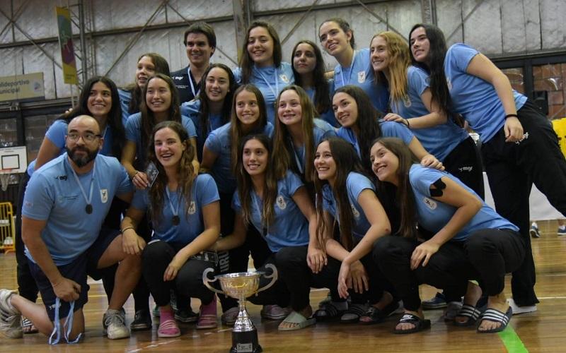 De AEBU al podio sudamericano, también en cadetes