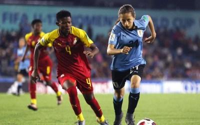 El balance del debut de Uruguay en el Mundial sub 17