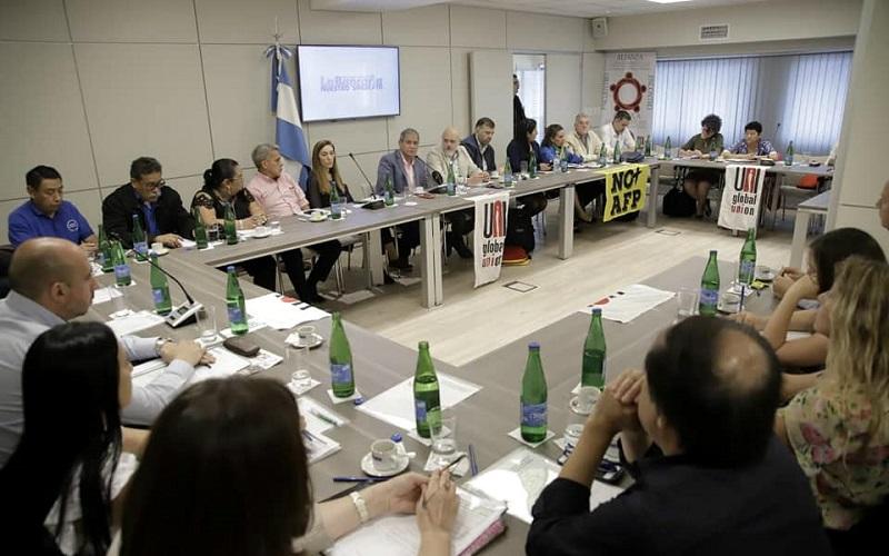 AEBU en defensa de las bancas públicas de la región