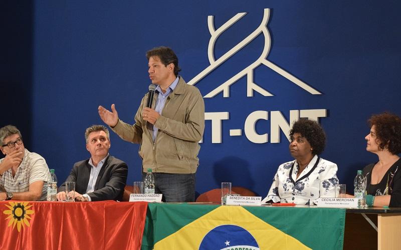Fernando Haddad en nota exclusiva para Radio Camacuá