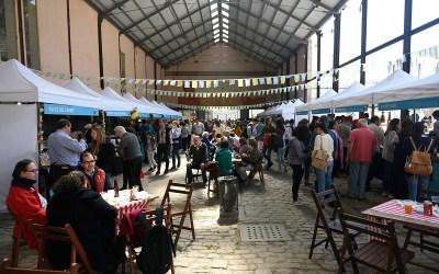 Feria gastronómica de migrantes en la Noche de los Museos