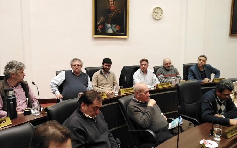 AEBU intercambió con Junta de Durazno sobre inclusión financiera