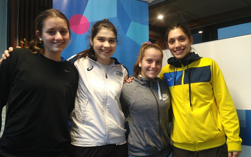 Juveniles de AEBU conquistan el Torneo Apertura de handball