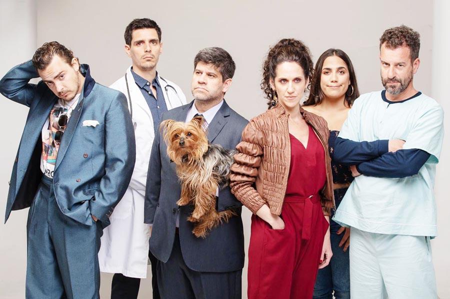 Reestrena en el Teatro Solís 'La Pérdida. Un plan franco' luego de una gran temporada en 2019