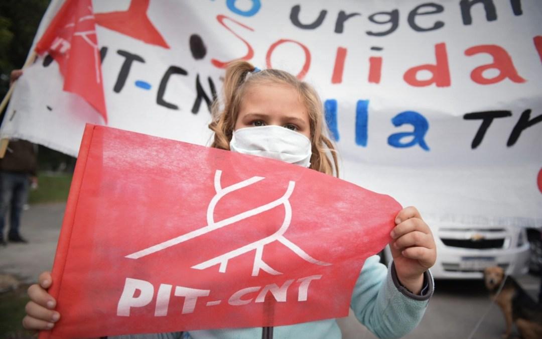1ro de mayo histórico: Lo urgente es la solidaridad
