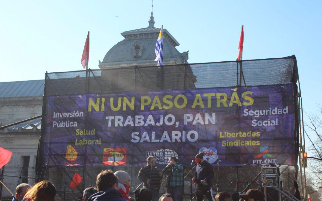 Asamblea general multitudinaria del SUNCA ratifica rumbo para no renunciar a aumento salarial y conquistas