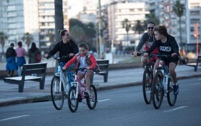 Colectivos ciclistas invitan a pensar la ciudad en clave de movilidad y convivencia