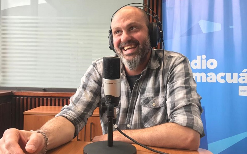 Veinte años de carrera y temas nuevos: Coné Vecino llega a Sala Camacuá