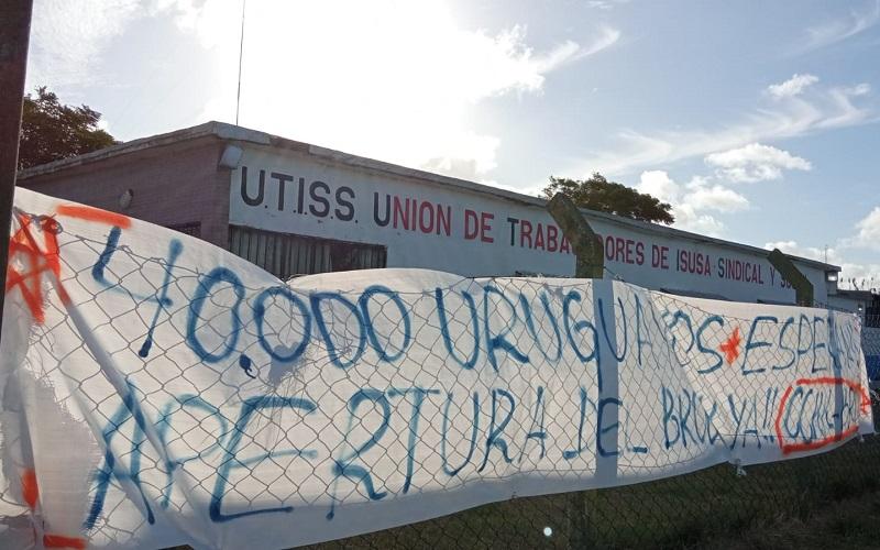 Acumulación de fuerzas en Ciudad del Plata por la instalación del BROU