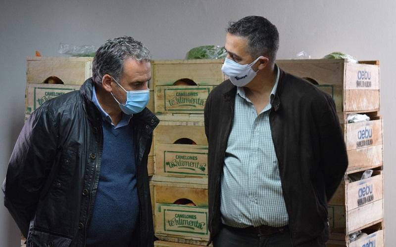 AEBU e Intendencia de Canelones, una alianza solidaria por la soberanía alimentaria