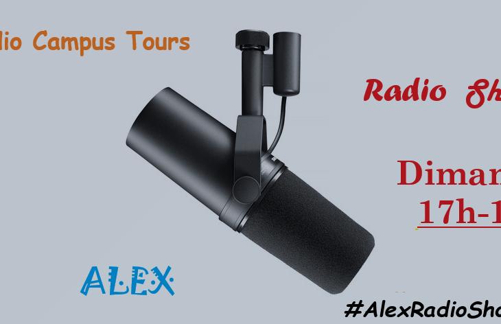 Image Alex Radio Show