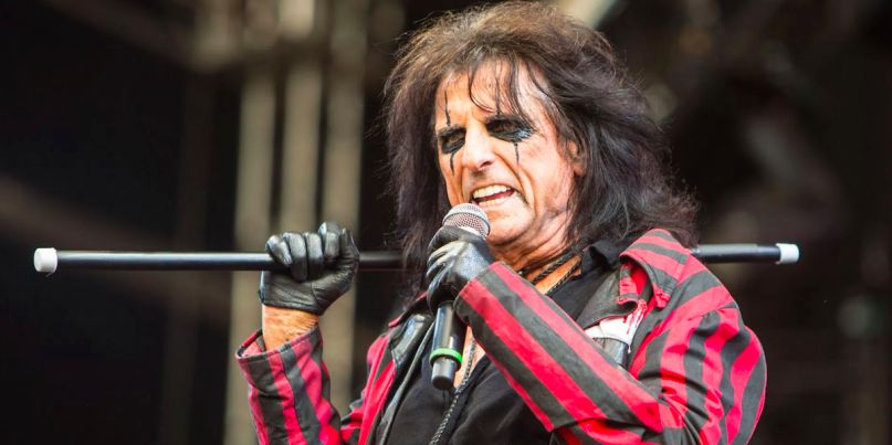 Queen y Alice Cooper encabezarán el Fire Fight Australia - Radio Cantilo